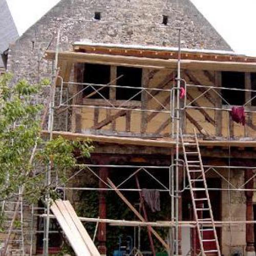 Maison pierres apparentes